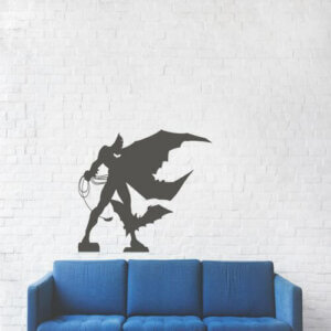 foto Wallstickers Barn BATMAN