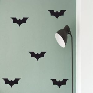 foto Wallstickers Barn BATMAN 1